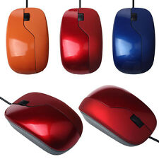 New Design 1600 Dpi Usb Wired Optical Gaming Mice Mouse For Pc Laptop Practical