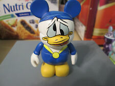 """DISNEY VINYLMATION Park - 3"""" Inch Have a Laugh Series1  Early To Bed Donald Duck"""