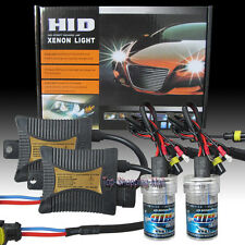 55W HID Xenon Conversation AUTO Kit H1 H3 H7 H9 H10 880 5202 9005 9006 Headlight
