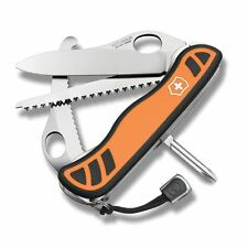VICTORINOX HUNTER XT LOCK BLADE SWISS ARMY KNIFE W/ POUCH  - MADE IN SWITZERLAND
