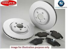 FOR ROVER MG TF MGTF 1.6i 1.8i 2002-2007 FRONT BRAKE DISCS SET AND DISC PADS KIT