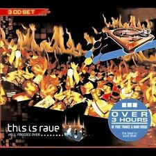 This Is Rave 7.0: Hell Freezes Over by Various Artists (CD, Oct-2005, 3...