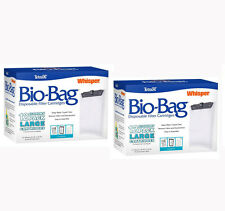Tetra Whisper Bio-Bag filter cartridges 24 pack, large cartridges (Regular)