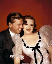 Judy Garland and Mickey Rooney UNSIGNED photo - B2363 - Strike Up the Band