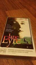 JANE EYRE - WILLIAM HURT - VHS VIDEO