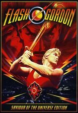 Flash Gordon [Saviour of the Universe Edition] (2010, REGION 1 DVD New)