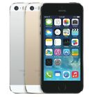 Apple iPhone 5S 32GB Factory Unlocked GSM 4G LTE 8MP iOS Cell Phone
