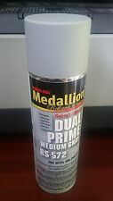 Medallion Dual Primer Medium Gray For Metal And Plastic 15OZ Spray Can