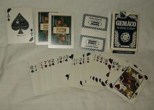 Vintage CACTUS PETES Resort Casino Playing Cards Punched GEMACO Jackpot NEVADA