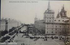 POSTAL DE EL ESCORIAL . LONJA . MADRID . HAUSER Y MENET .MAS EN MI TIENDA CC3029