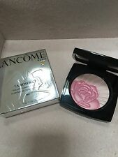 Lancome La Roseraie Illuminating Powder Spring 2012 Limited Edition
