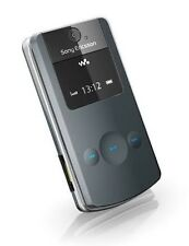 Sony Ericsson Walkman W508 - Metal Grey - Mobile Phone