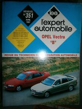 Opel VECTRA B : revue technique EA 351