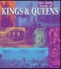 The Little Book of Kings and Queens, Knappett, Gill, New Book