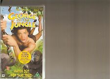 GEORGE OF THE JUNGLE VHS VIDEO KIDS