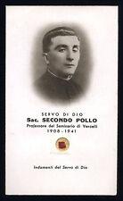 santino  RELIQUIA RELIC- B.SECONDO POLLO