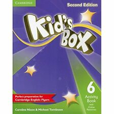 Kid's Box Level 6 Activity Book with Online Resources. 9781107636156 Cond=LN:NSD