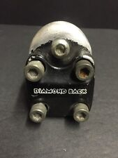 DIAMOND BACK Black BMX Stem DiamondBack Viper 1980's Old School SR Sugino Quill