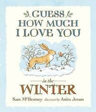 Guess How Much I Love You in the Winter,GOOD Book