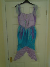 Disney Store  Princess Ariel Dress Up Outfit  Age 9 - 10 Years.