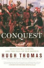 Conquest: Cortes, Montezuma, and the Fall of Old Mexico-ExLibrary