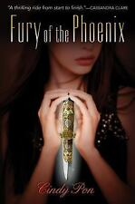 Fury of the Phoenix (Kingdom of Xia, Book 2)-ExLibrary