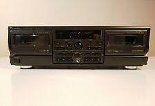 Technics RS-TR474 Cassette deck