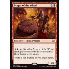 MAGUS OF THE WHEEL NM mtg Commander 2015 Red - Human Wizard Rare