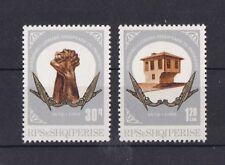 Albania 1988 110 anniversario della Lega di Prizren 2365-66 Mnh
