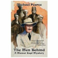 The Men Behind : A Mamur Zapt Mystery by Michael Pearce (2013, Paperback)