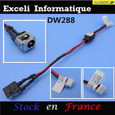 Connecteur alimentation dc jack PC portable Dell Mini 10
