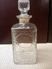 Old Mr. Boston liquor decanter from mid-1900s
