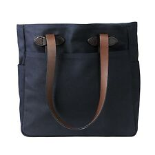 NEW! 2016 FILSON TOTE BAG WITHOUT ZIPPER - NAVY #70260 FREE 2DAY SHIPPING!!