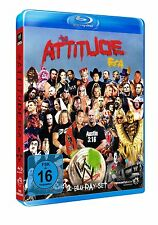 WWE The Attitude Era 2er [Blu-ray] NEU DEUTSCH Steve Austin, The Rock, Triple H