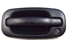 for Chevy GMC Outside Exterior Outer Door Handle Driver Side Left Front Textured