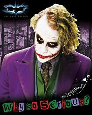 Art mural décor poster home the dark knight joker mp0907 mini 40 cm x 50cm 693