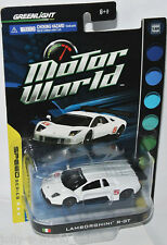 GreenLight motor World-Lamborghini R-GT-White - 1:64