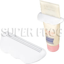 Plastic Rolling Tube Squeezer Useful Toothpaste Easy Dispenser Bathroom Holder