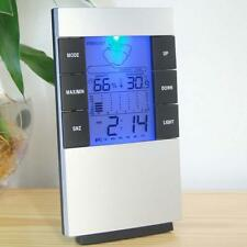 Digital LCD Hygrometer Thermometer Temperature Humidity Meter Indoor IP