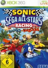 XBOX 360 SONIC SEGA ALL STARS RACING COME NUOVO