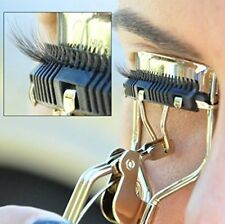 Eyelash Curler with Built-In Comb