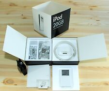  Collector SET Apple iPod Classic 3rd 20GB + Original box + S/N MATCHING
