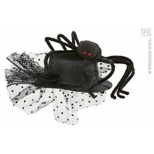 Spider Mini Top Hat for Halloween Witch Accessory