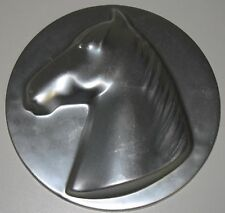 Vintage Wilton Horse Thin Cake Pan Chocolate Mold 1974 503-288