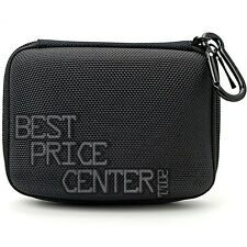 Black Protective Hard Container Carry Pouch for Diabetic Organizer Carrying Case