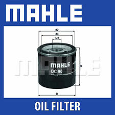 Mahle Oil Filter OC90 - Fits Vauxhall - Genuine Part