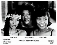 "The Sweet Inspirations 10"" x 8"" Photograph no 1"