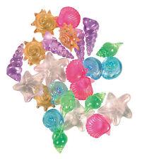 Set of Aquarium Sea Creature Crystals Goldfish Bowl Biorb Gems Decoration