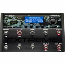 TC Helicon Voicelive 3 Extreme Vocal/Voice & Guitar Effects Processor NEW!