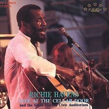 RICHIE HAVENS - Live At The Cellar Door CD ** Excellent Condition **